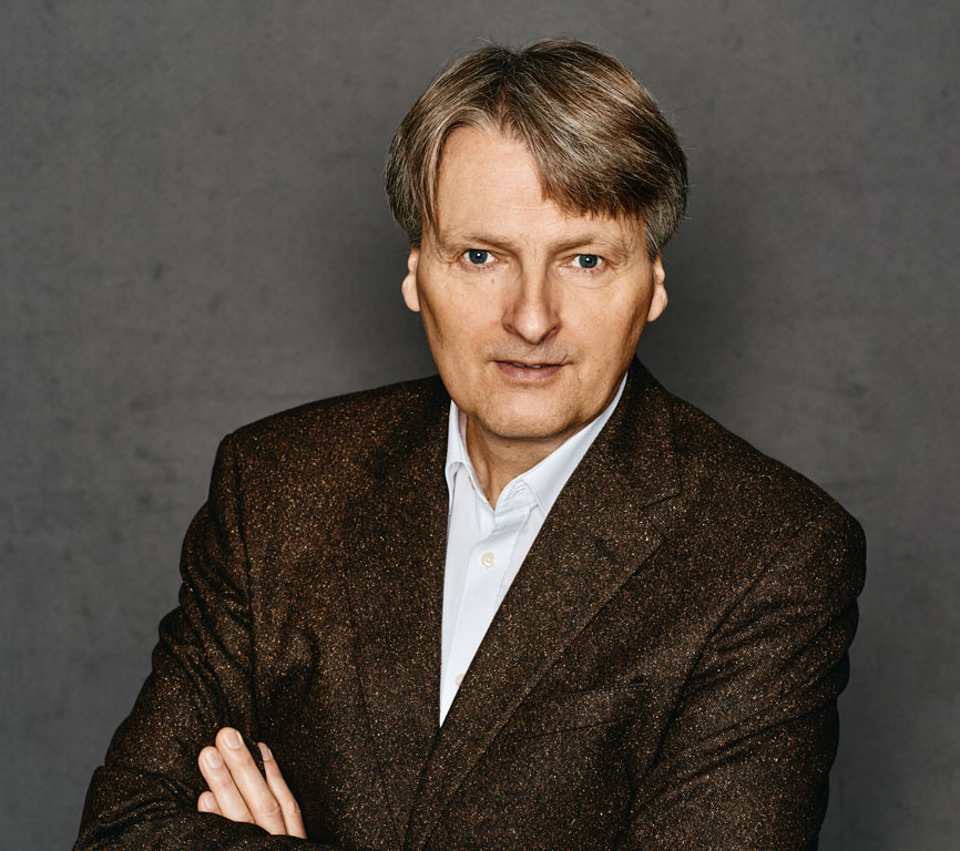 Portrait des Novon-Gründers Frank Solms Nebelung