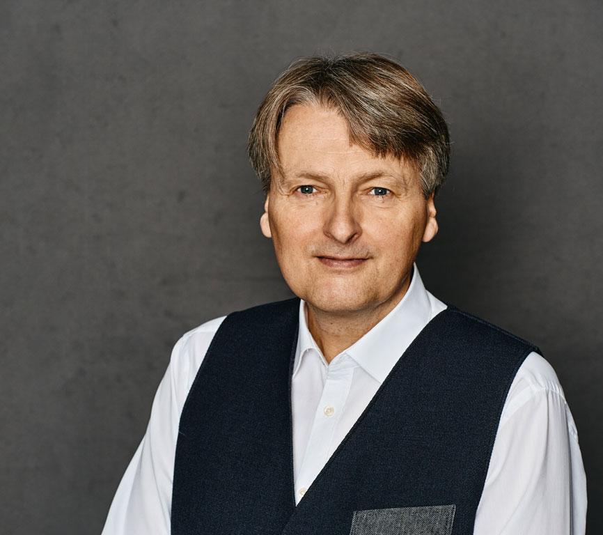 Portrait von Frank Solms Nebelung - Gründer von Novon