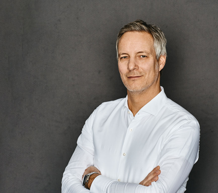 Portrait von Ulf Ziegler - Gründer von Novon